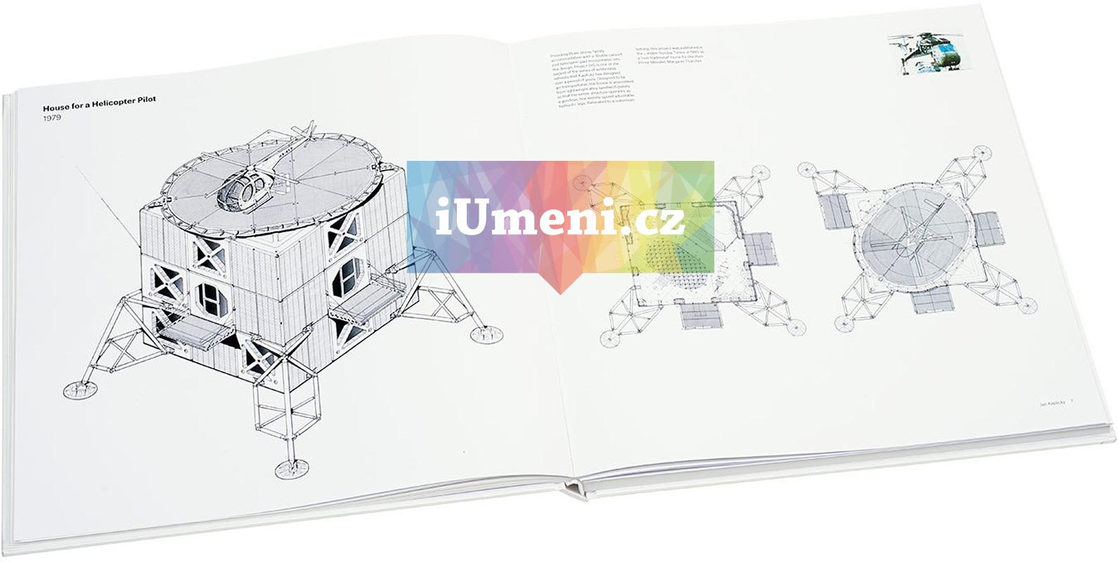 Jan Kaplicky Vykresy Kniha