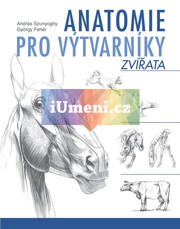Anatomie pro výtvarníky - Zvířata - András Szunyoghy, György Fehér