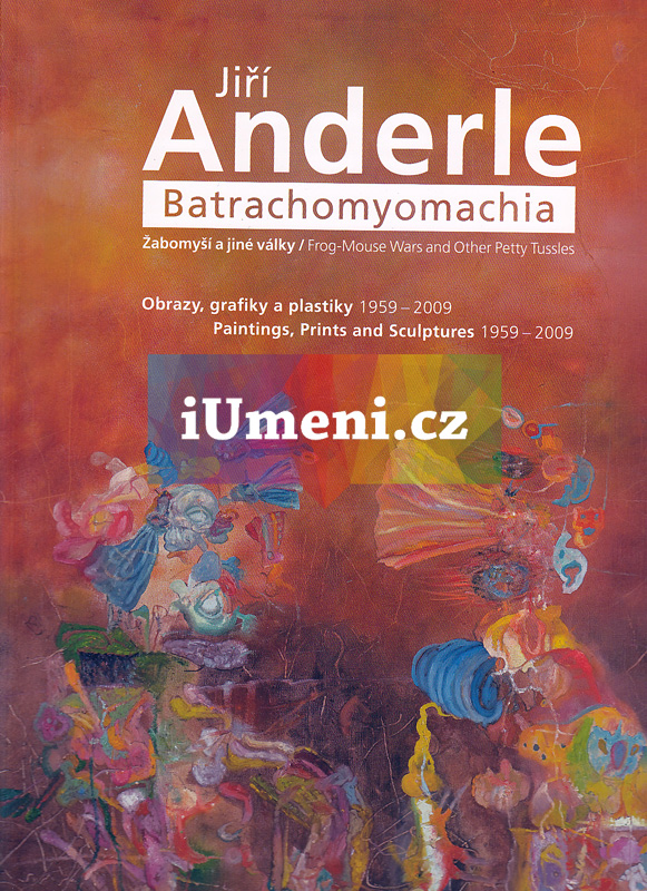 Jiří Anderle - Batrachomyomachia - Richard Drury