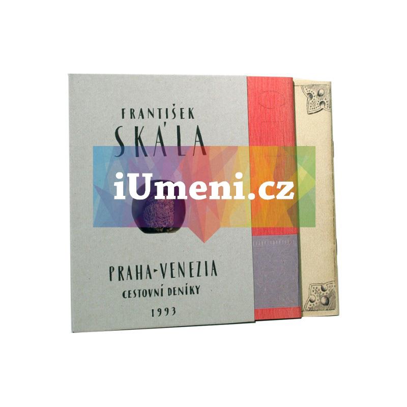Cestovní deníky - František Skála
