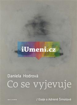 Co se vyjevuje - Eseje o Adrieně - Daniela Hodrová