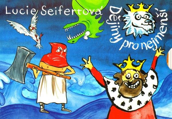 Dějiny pro nejmenší komplet Seifertová Lucie - Lucie Seifertová
