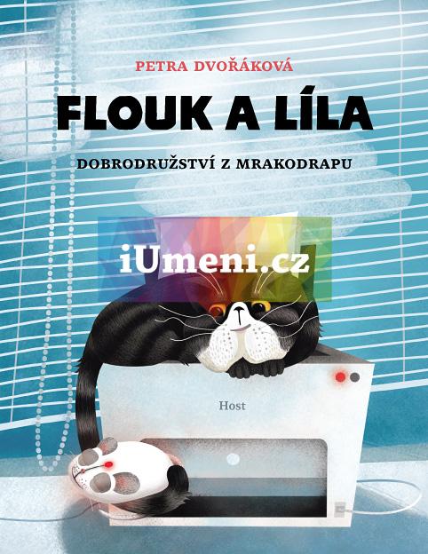 Flouk a Líla. Dobrodružství z mrakodrapu - Petra Dvořáková