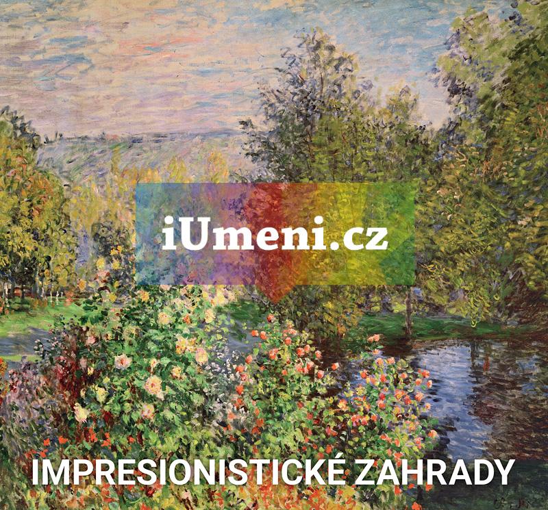 Impresionistické zahrady - Marina Linares