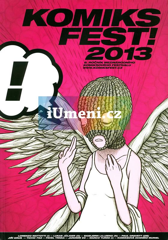 KomiksFEST! 2013 - katalog - kolektiv