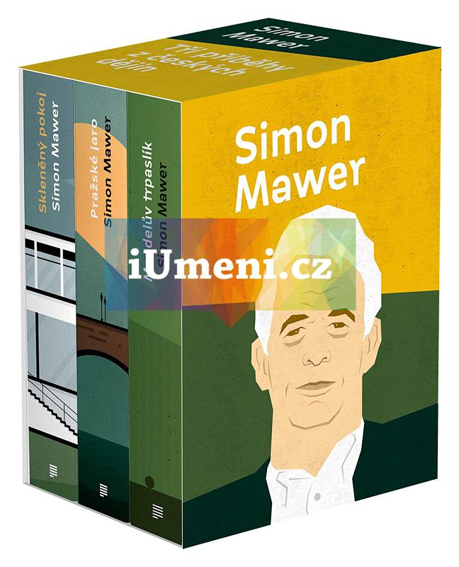 Simon Mawer box - Simon Mawer