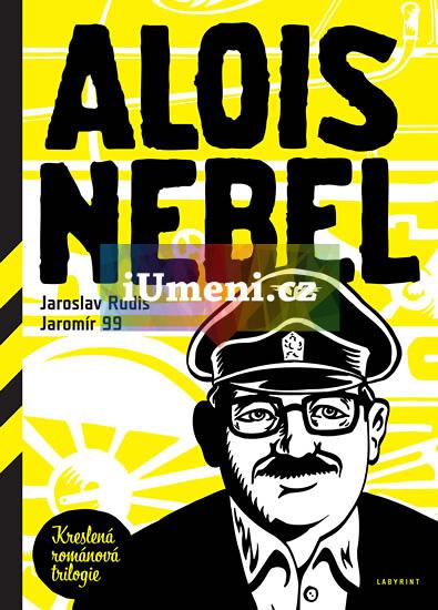 Alois Nebel - trilogie - Jaromír 99, Rudiš Jaroslav