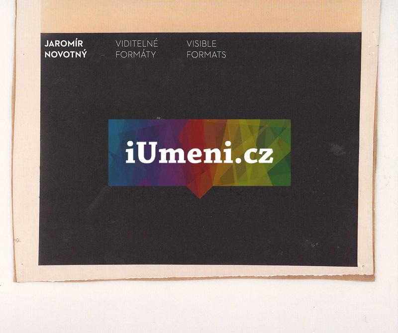 Jaromír Novotný – Viditelné formáty / Visible formats - Karel Srp