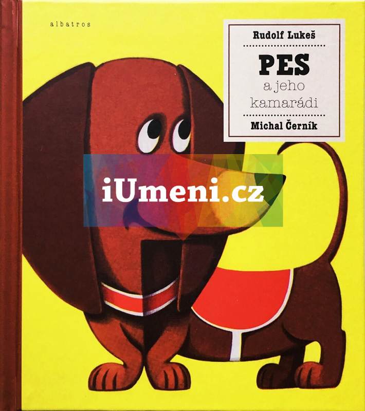 Pes a jeho kamarádi - Michal Černík, Rudolf Lukeš