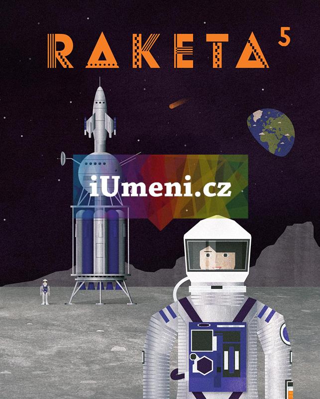 Raketa č. 05 - Vesmír - kolektiv