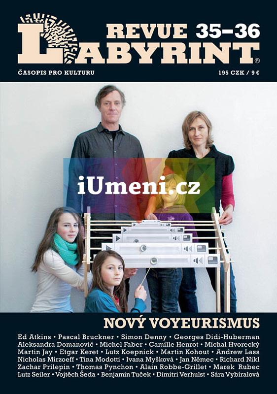 Labyrint revue 35–36/ Téma: Nový voyeurismus - kolektiv autorů
