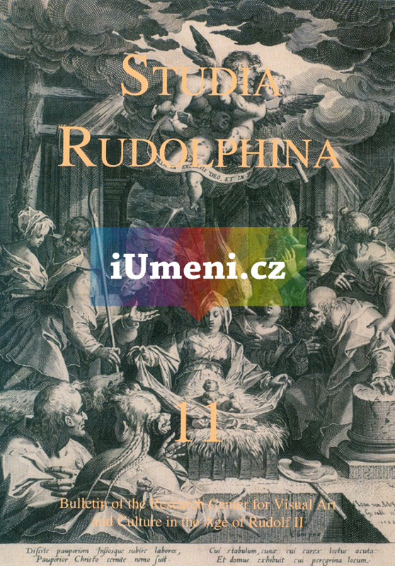 Studia Rudolphina č. 11 - kolektiv autorů