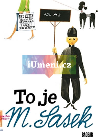 To je M. Sasek - Černá Olga (ed.), Ryška Pavel (ed.), Salisbury Martin (ed.)
