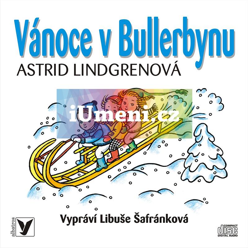 Vánoce v Bullerbynu - audiokniha - Astrid Lindgrenová