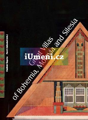 Great Villas of Bohemia, Moravia and Silesia - Šlapeta Vladimír a kol. (EN)