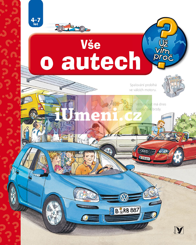 Vše o autech - Andrea Erne